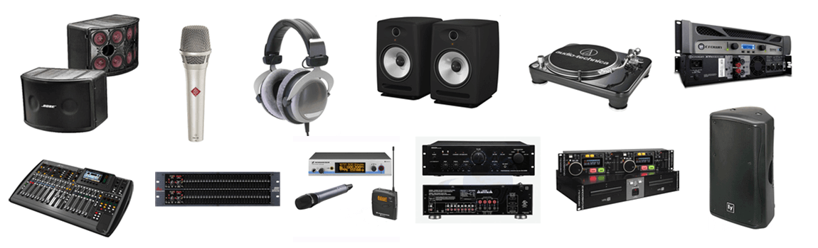 Sonido Profesional y Megafonía